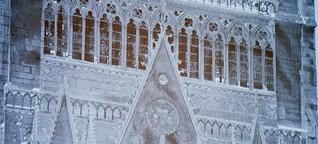 Wiederaufbau Notre Dame : Helfen Laserscans der Universität Bamberg?