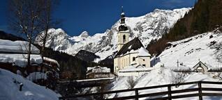 Nachhaltiger Tourismus im Berchtesgadener Land