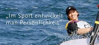 """""""Im Sport entwickelt man Persönlichkeit"""""""