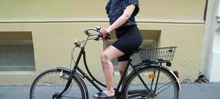 Wie Radfahrerinnen im Verkehr sexuell belästigt werden