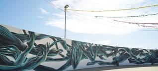 Roadtrip Portugal - wo sich die beste Street Art versteckt.
