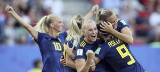 Anzeige wegen Diskriminierung - Schwedens Fußballverband in Erklärungsnot