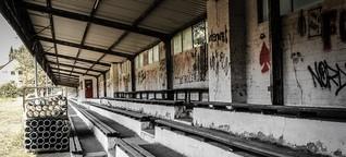 Wenn Fußball-Kultstätten verschwinden