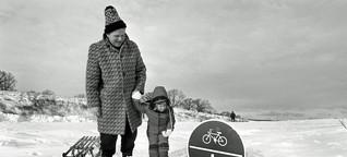 Schneekatastrophe: Schleswig-Holsteiner erzählen