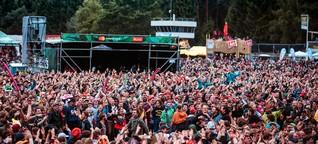Wie sich unsere Festivalkultur verändert - WELT