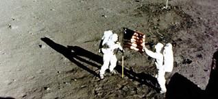 Dürfen Brillenträger Astronaut werden?