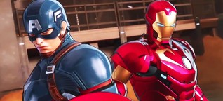Marvel Ultimate Alliance 3 im Test - Spaßige Koop-Klopperei
