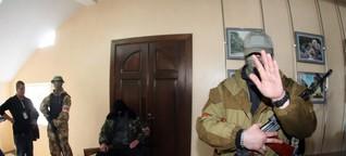 """Separatisten: Das sind die Mächte hinter den """"grünen Männchen"""""""