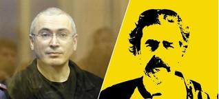 Unfrei, aber stark: Wie Chodorkowski zehn Jahre Haft überstand