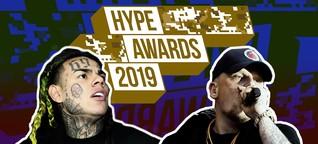 """""""Hype Awards"""": Warum die Nominierungen von Bonez MC und 6ix9ine große Fehler sind"""