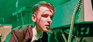 """Max Gruber alias """"Drangsal"""": Wave-Pop-Poet in Plauderlaune"""
