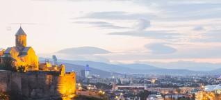 Tiflis in Georgien