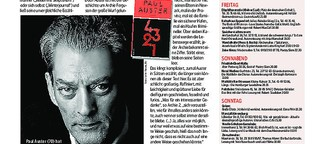 "Paul Auster: ""4321"""