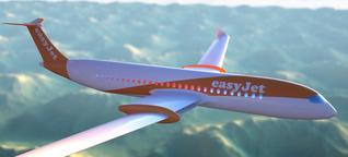 Easy Jet will in zehn Jahren mit Elektroflugzeugen abheben | NZZ