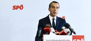 Christian Kern in der Kritik: Festplatten bei Regierungswechsel in Österreich zerstört