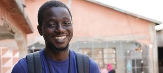 """Rückkehrer nach Gambia - """"Bald werden wir Vorbilder sein in diesem Land"""""""