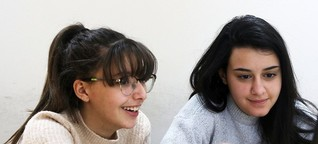 """Schülerprojekt im Nahen Osten: """"Ich hätte nie geglaubt, dass ich mal mit Israelis zusammenarbeite"""""""