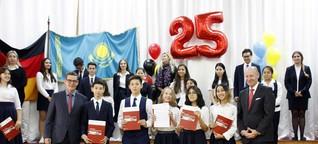 Schulsystem Kasachstan: Lernen muss jeder selbst | DAZ