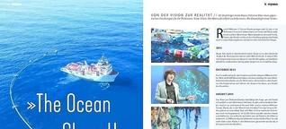 The Ocean Clean Up: Von der Vision zur Realität
