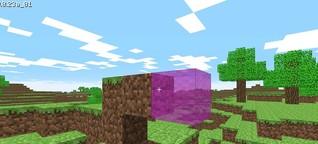 """Zehn Jahre """"Minecraft"""": Klötzchen für Klötzchen zum kulturellen Phänomen - SPIEGEL ONLINE - Netzwelt"""