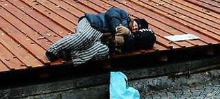 Audio: Weihnachten mit Obdachlosen