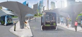 Wie man Innenstädte in Zukunft nachhaltig kühlen könnte