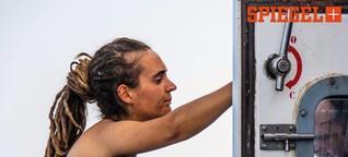 """Carola Rackete: Die """"Sea Watch""""-Kapitänin entlarvt die Flüchtlingspolitik (Mitarbeit)"""