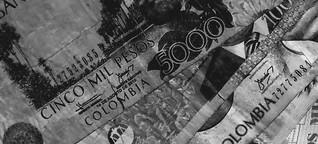 Wenig Geld für den Frieden