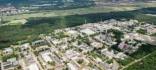 KIT-Campus könnte Pilotprojekt für nachhaltige Gebäudekühlung werden