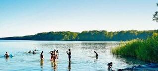 Der Sacrower See ist eine versteckte Perle