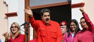 Interview: Warum Venezuelas Wirtschaft kollabiert ist