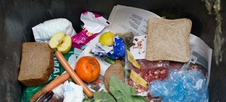 Was sich gegen Lebensmittelverschwendung tun lässt