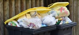 Plastikmüll verschmutzt immer mehr Länder Asiens