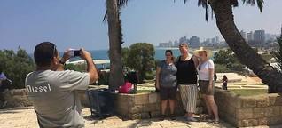 Komm, ich zeig dir Tel Aviv!