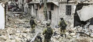 """Syrien-Konflikt: """"Dass die Russen involviert sind, ist auch von Vorteil"""""""