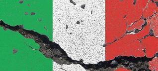 Audio: Droht eine neue Eurokrise? Italien ringt um wirtschaftliche Stabilität | boerse.ARD.de