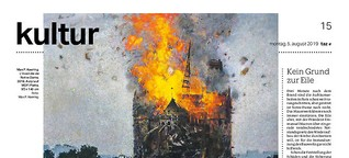 Die arabische Geschichte von Notre Dame