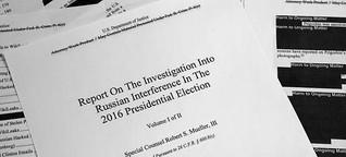 US-Sonderermittler Mueller sagt, dass er nichts mehr sagt