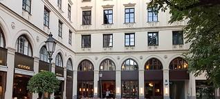 Café Roma, Maximilianstrasse 33, Menchen