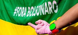 """Brasilien - """"Homophob und stolz darauf"""""""