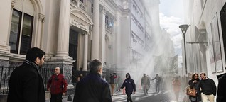 Argentinien: Angst vor dem Wechsel