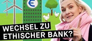 Ethische Banken: Was können sie und wie fair sind sie wirklich? || PULS Reportage