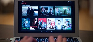 Warum Netflix und Amazon Schwarzgucken nicht unterbinden