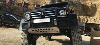 G geht immer! Die Geschichte der Mercedes-Benz G-Klasse