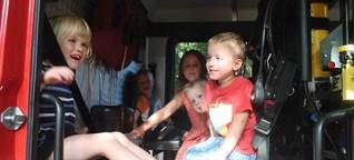 Feuerwehr Neudorf: Grillfest als Dank für die Mitarbeit