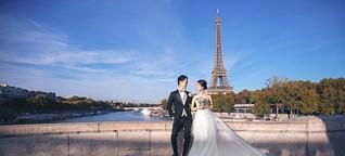 Das lukrative Geschäft mit den Hochzeitsbildern