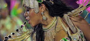 VJ-Report (3:30min): Samba dances to its 100th birthday in Rio | DW | 25.11.2016