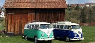 Einfach mal Camping wagen