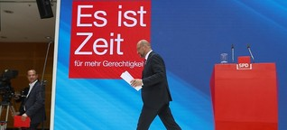 Kommentar: SPD-Desaster: Neuanfang ohne Rücktritte? Eine Farce