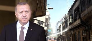 Erdogan steckt in Syrien in der Zwickmühle